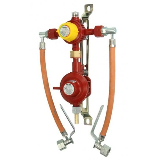Sašķidrinātās gazes instalācija