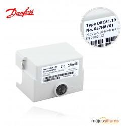 Sadegšanas kontrolieris Danfoss OBC 81.10 057H8701