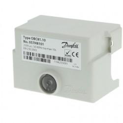 Sadegšanas kontrolieris Danfoss OBC 81A.10 057H8108