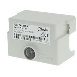 Sadegšanas kontrolieris Danfoss OBC 82A.12 057H8707