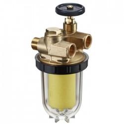 Degvielas filtrs Oventrop divām degvielas līnijām 3/8''