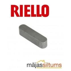 Atslēga elektromotoram Riello RL28-50, 5 X 5 X 20 мм