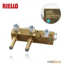 Solenoīda vārstu komplekts deglim Riello RL28-RL50