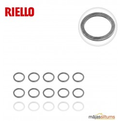 Blīvējuma gredzeni deglim Riello RL70-130 (10 gab.)