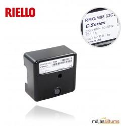 Sadegšanas kontrolieris Siemens RMG 88/M 88.62 deglim Riello RS/M