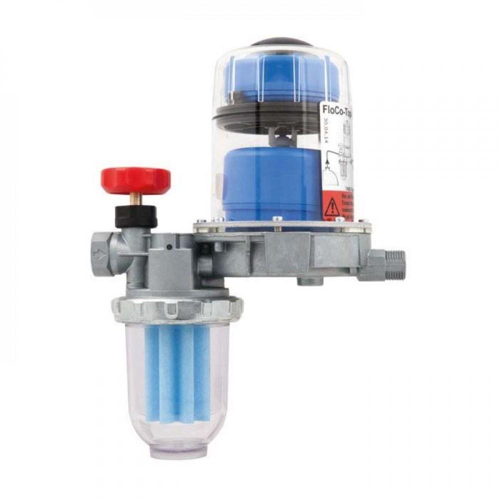 Degvielas atgaisotājs ar filtru Afrisso FloCo-Top-1K Si