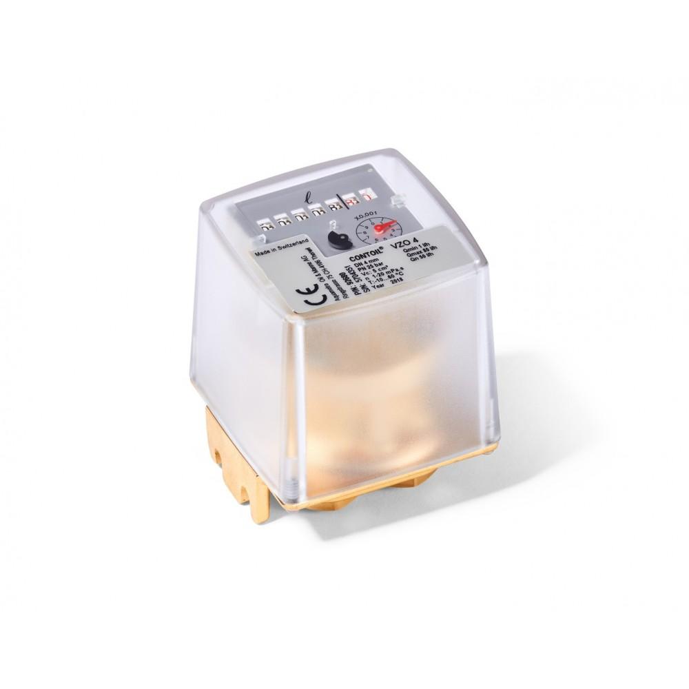 Degvielas skaitītājs Aquametro VZO4 1/8'' PN16 1-80 l/st. ar pārbaudi, bezakcīzes degvielai