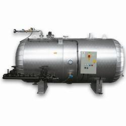 Atmosfēriskais deaerators ICI Caldaie DEG1000 1000ltr.