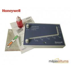Manometrs Honeywell 0-600Pa, iekļaujot caurulītes, gaisa filtriem