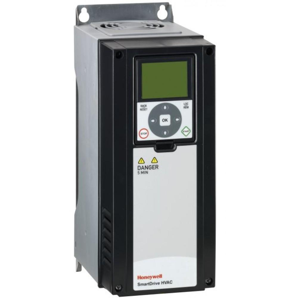 Frekvenču pārveidotājs Honeywell Vacon HVAC400-4P0-54 WITH ADV. HMI