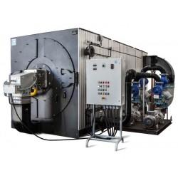 Termoeļļas katls ICI Caldaie OPX8000REC, Nominālā jauda 9302kW