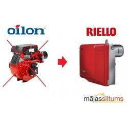 Deglis Oilon KP-24 83-180 kW-nav pieejams, analogs Riello Gulliver RG3 (2.gadu garantija)