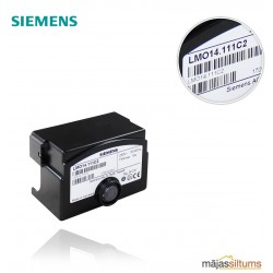 Sadegšanas kontrolieris Siemens LMO 14.111C2