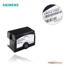 Sadegšanas kontrolieris Siemens LMO 14.113C2