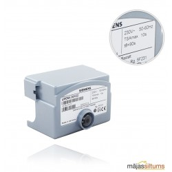 Sadegšanas kontrolieris Siemens LMO64.301C2