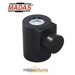 Spole vārstam Madas M16/RM N.C. 230V/50-60Hz DN20-50
