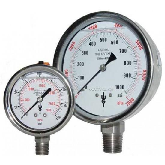 Manometri un termometri