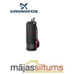 Mājsaimniecības apgādes sūknis (iegremdējams) Grundfos SBA 3-35 A 1x220-240V 50Hz 15m Schuko