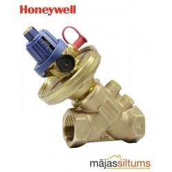 Diferenciālā spiediena kontroles vārsts Honeywell Kombi Auto, Δp 50-350mbar, DN15