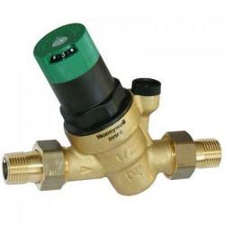 Spiediena redukcijas vārsts Honeywell, ieejas spiediens līdz 25 bar, izeja 1.5-6.0 bar, DN20, Kvs -3.5