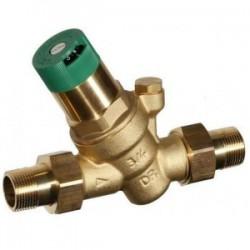 Spiediena redukcijas vārsts Honeywell, ieejas spiediens līdz 25 bar, izeja 1.5-6.0 bar, DN15, Kvs -3, 80C
