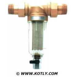 Skalojamais filtrs Honeywell DN25 , aukstam ūdenim līdz+40°C