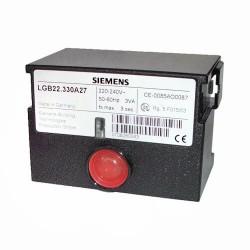 Sadegšanas kontrolieris Siemens LGB 22.330A27